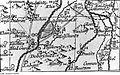 Fotothek df rp-d 0120040 Malschwitz-Kleinbautzen. Oberlausitzkarte, Schenk, 1759.jpg