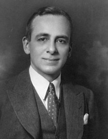 Francis P. Magoun Jr. in 1930