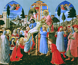 Fra Angelico: Deposition of Christ