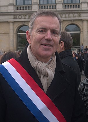 French Senate election, 2014 - Image: François Zocchetto 11 janvier 2015