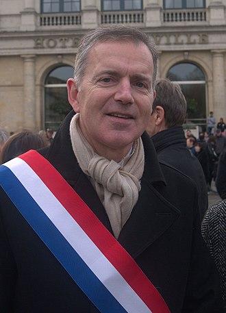 2014 French Senate election - Image: François Zocchetto 11 janvier 2015