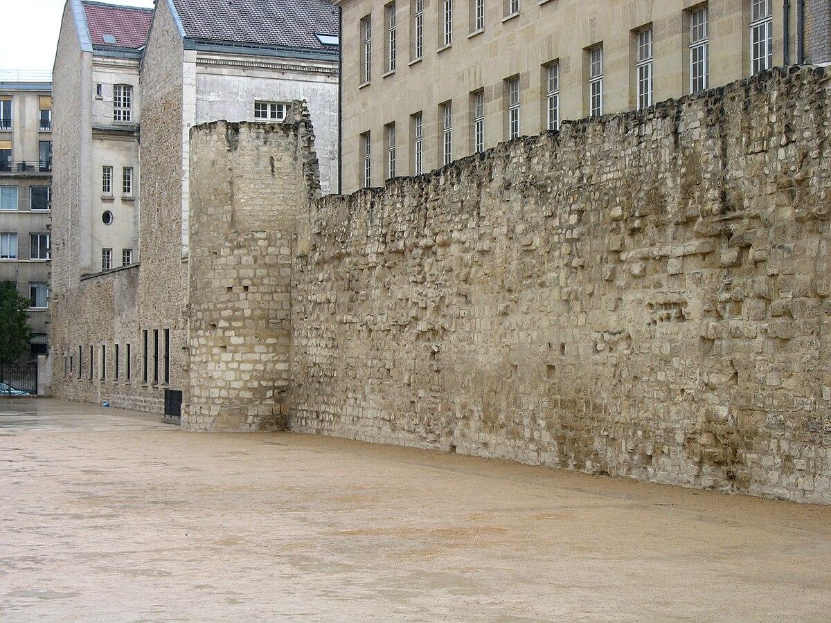 Wall: Wall Of Philip II Augustus