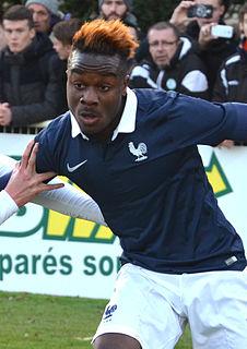 Maxwel Cornet Ivorian footballer