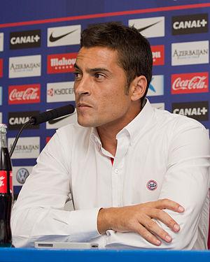 Francisco (footballer, born 1978) - Francisco in 2013.