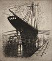 Frank Boggs, Cale-sèche, fin du XIXe-début XXe siècle, Musée d'art et d'histoire de la ville de Meudon.jpg