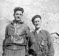 Frank Ryan and John Robinson, circa 1936.jpg