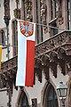 Frankfurt Römer Stadtflagge.jpg
