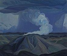 Carmichaels senere værker undersøgte miljøspørgsmål, især relateret til minedrift i det nordlige Ontario.