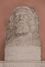 Franz Brentano (Nr. 10) - Bust in the Arkadenhof, University of Vienna - 0237.jpg