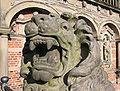 Frederiksborg Slot Hilleroed Denmark inner bridge detail.jpg