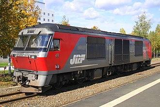 JR Freight Class DF200 - Image: Freight DF200 105
