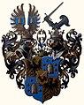 Freiherr Conrad von Hötzendorf (1910) - Wappen.jpg