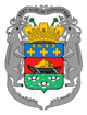 Coat of arms of French Guiana.