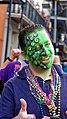 French Quarter Street Revelers 27 Feb 2017 New Orleans Mardi Gras Season by Miguel Discart 06.jpg