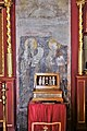 "Fresco on the southern altar pillar, ""St. Varlaam and the prince Ioasaf"".jpg"