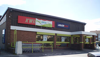 Kwik Save - FreshXpress Fawdon during the rebranding