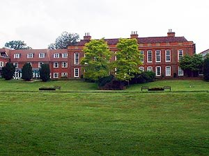 Harold Gillies - Frognal House, formerly Queen Mary's Hospital, in 2002