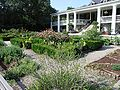 Front house garden at Magnolia Plantation.JPG