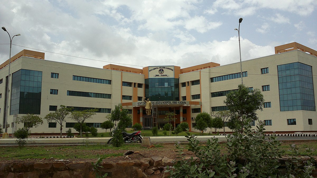 Rajiv Gandhi Institute of Medical Sciences, Adilabad - Wikipedia