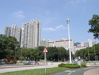 Public housing estates in Tai Po - Fu Heng Estate
