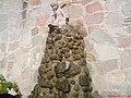 Fuente en el templo de El niño de Mezquitic - panoramio.jpg
