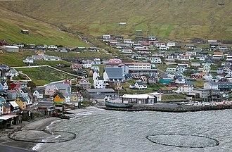 Fuglafjørður - Fuglafjørður
