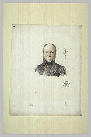 Jacques Louis François Delaistre de Tilly - Jacques Louis François Delaistre de Tilly