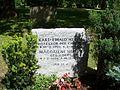 Göttingen Stadtfriedhof Grab Karl-Ewald Herlyn.JPG