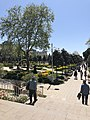 Göztepe Park seen from Bağdat Street entrance.jpg