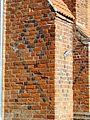 Gębice, kościół par. p.w. św. Mateusza- mury1.JPG