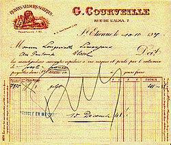 G. Courveille Facture de 1925.jpg