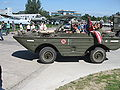 GAZ-46 visually modified to resemble a Ford GPA during the VII Aircraft Picnic in Kraków.jpg