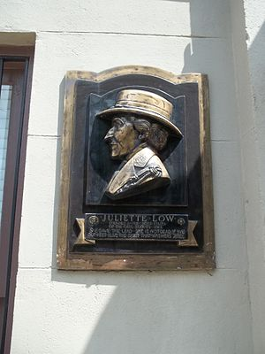 : Juliette Gordon Low Historic District: Site ...