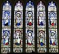 GOC Tring & Wendover Woods 108 Stained glass, St Mary's Church, Drayton Beauchamp (34720184492).jpg