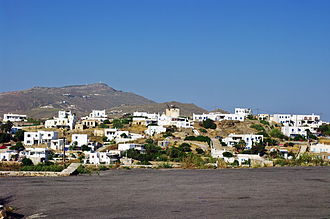Mykonos - Village of Ano Mera