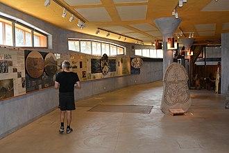 Gamla Uppsala museum - Image: Gamla Uppsala museum 03