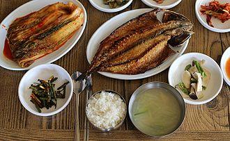 Chub mackerel - Image: Gan godeungeo