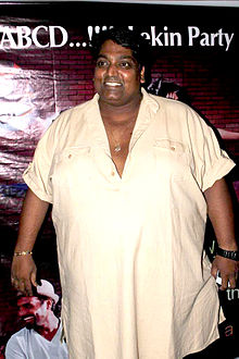 Ganesh acharya at the 'abcd' press meet.jpg