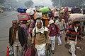 Gangasagar Pilgrims - Babu Ghat Area - Kolkata 2018-01-14 6465.JPG