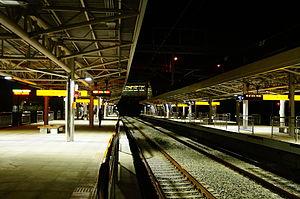 Gangmae Station - Image: Gangmae Station (2)