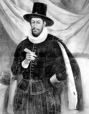 García Hurtado de Mendoza, 5th Marquis of Cañete - García Hurtado de Mendoza