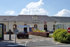 Image illustrative de l'article Gare de La Roche-sur-Yon