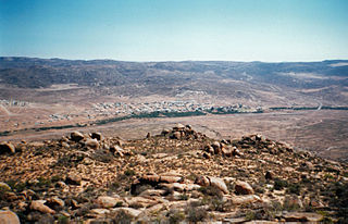 Garies Place in Northern Cape, South Africa
