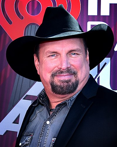 Garth Brooks, American singer and songwriter