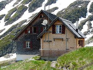 Gaulihütte (Juli 2013)