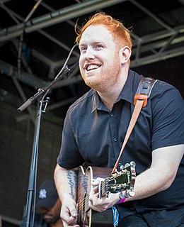 Gavin James (singer) Irish composer, singer and guitarist