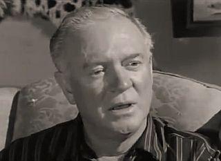 Gavin Muir (American actor) American actor (1900-1972)