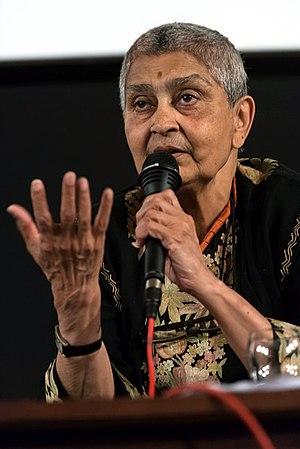 Gayatri Chakravorty Spivak