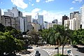 Gebäude in São Paulo von MASP aus fotografiert 1 (22090011056).jpg