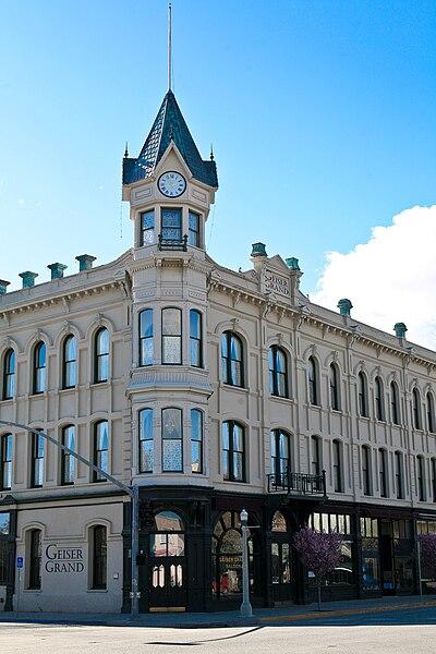 Baker Historic District